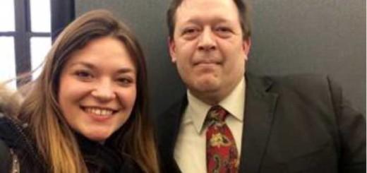 Manuela et Corey R. Cutler, partenaire fondateur de Cutler & Associates à Boston
